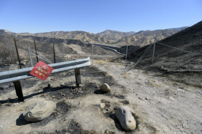 Tick Fire official: 'We're good' in Santa Clarita
