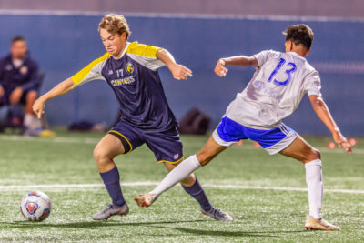 Canyons men's soccer ready to learn from mistakes against Oxnard