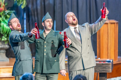 Mission Opera holds production in SCV