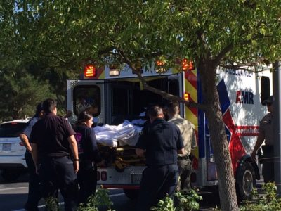 Man hurt in 'take-down' involving deputies near mall