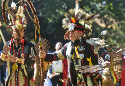 Pow Wow brings Native American culture to SCV