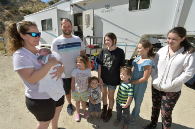 Cali Lake RV residents to meet with state, county officials
