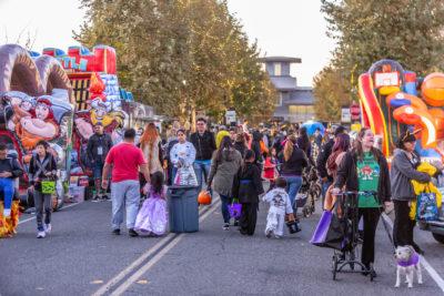 Elevate church celebrates Halloween