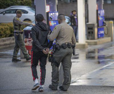 Multiple carjacking suspects taken into custody