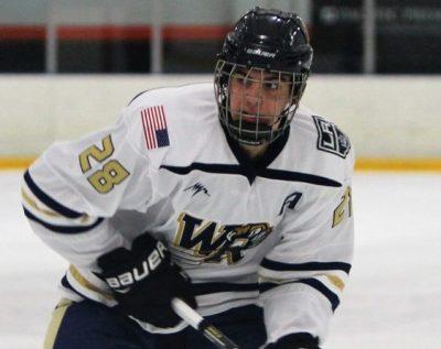 Wildcat receives $2,000 scholarship from LA Kings High School Hockey League
