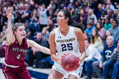 TMU Insider: Stephanie Soares named NAIA Player of the Year