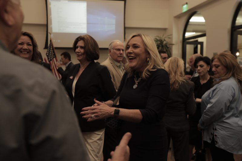 Barger Leads Race For The 5th District