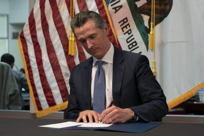 Newsom declares budget emergency amid concern for potential surge