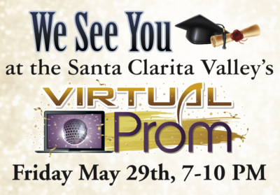 SCV Students Invited to Virtual Prom