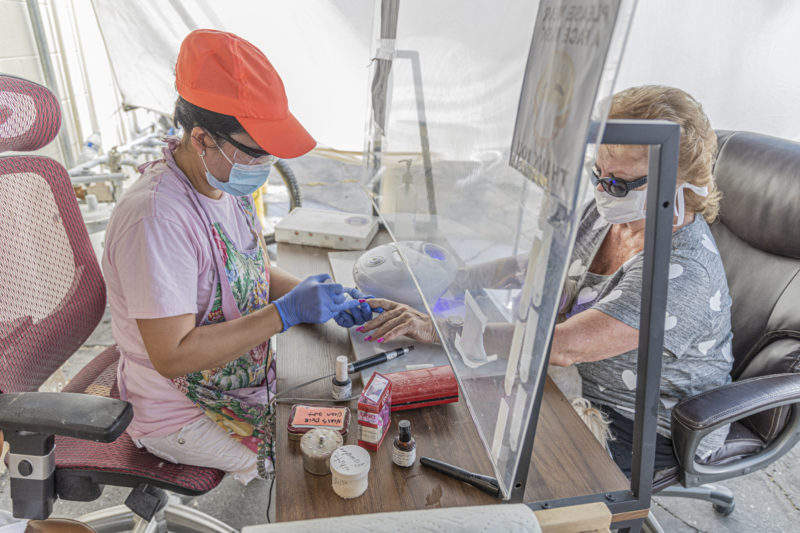 L A County To Consider When Nail Salons Can Resume Indoor Services After State S Ok