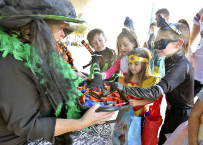 California Public Health 'strongly discourages' trick-or-treating