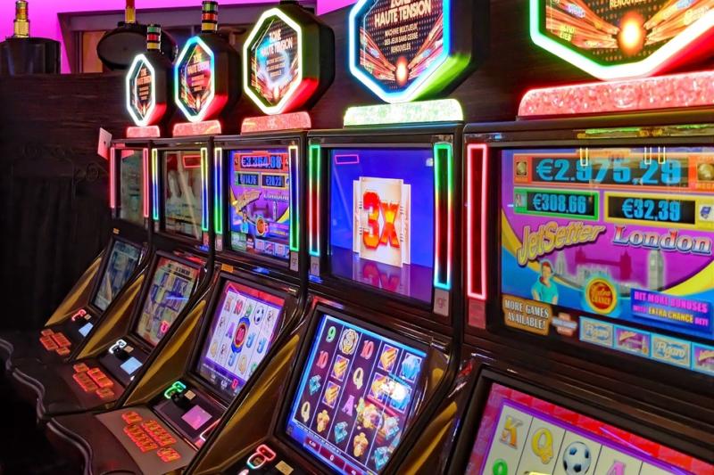 mario rpg casino Slot Machine