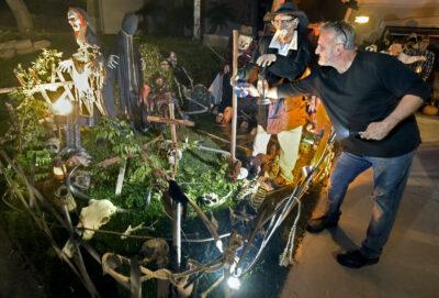 SCV continues its Halloween haunts