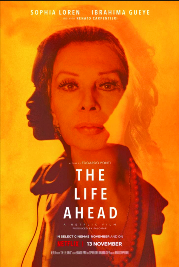 Sophia Loren returns in the Neflix film 'The Life Ahead'