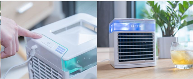 Arctos Personal Space Cooler