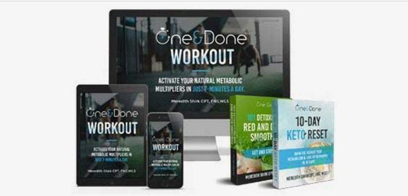 one and done workout
