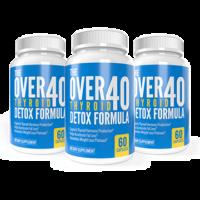 over 40 thyroid detox formula