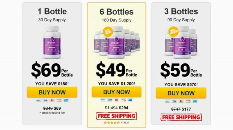 CircadiYin Reviews: Ingredients That Work or Not Worth Buying? | Bellevue  Reporter
