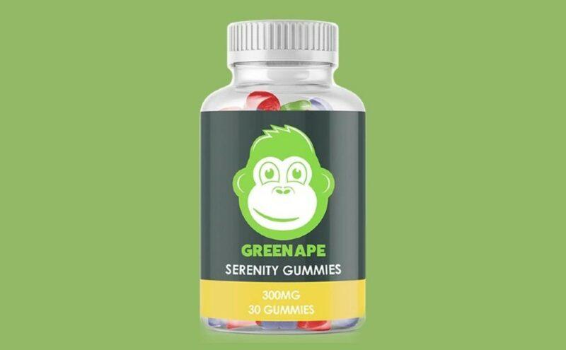 Green Ape CBD Gummies Reviews (Scam or Legit) - Is It Worth Your Money?