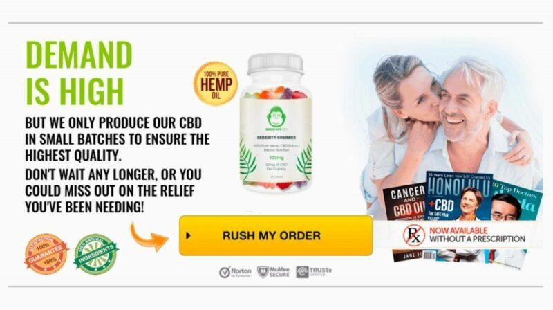 Green Ape CBD Gummies- RipOff *Shocking Scam* Green Ape Gummies Review!! –  Business