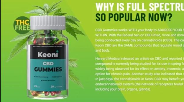 Keoni CBD Review