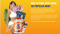 Pure Keto Burn Review