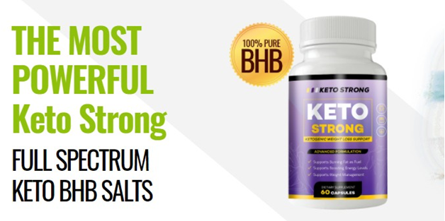 Keto Strong Pills How To Use