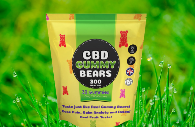 Green CBD Gummies UK Reviews – Does Russell Brand CBD Gummy Bears 300mg Is  Common In UK? – Business