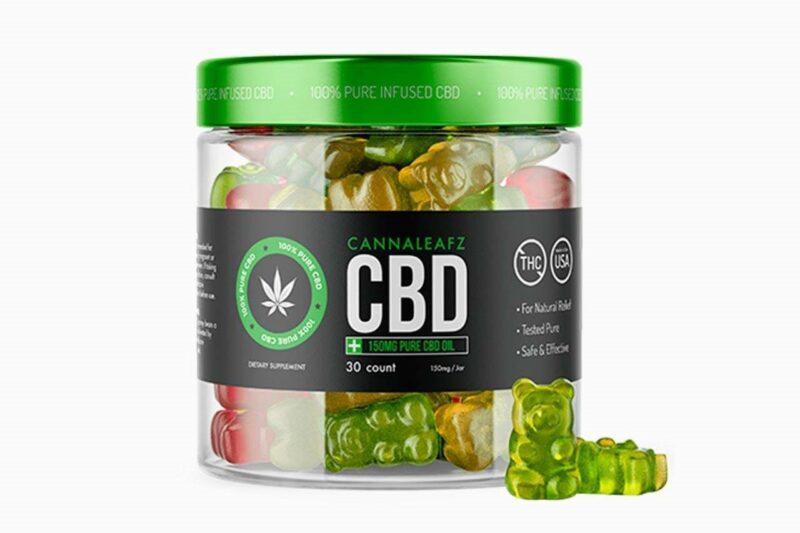 Cannaleafz CBD Gummies Review - Effective CBD Gummy or Scam? | Kirkland  Reporter