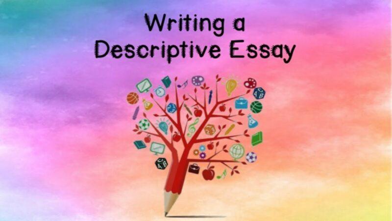 Writing a Descriptive Essay - YouTube