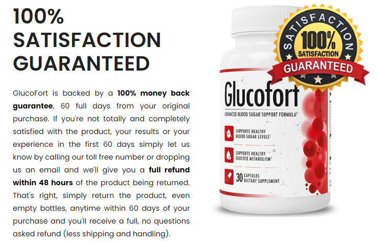 Glucofort (2021) – Blood Sugar Support Formula Side Effects, Ingredients,  Price and Reviews – Business