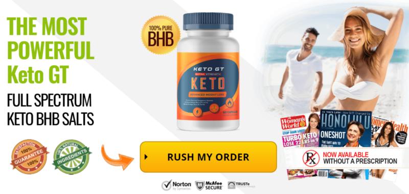 Keto GT Pill Review- Crowdera