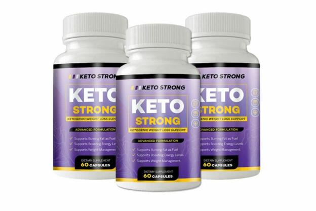 Keto Strong Reviews - Legit Shark Tank Feature or Scam Pills?   Bainbridge  Island Review