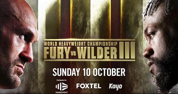 Watch 'Tyson Fury vs Wilder 3' Free Live Streaming On Reddit