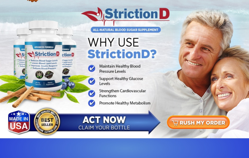 Where to buy StrictionD